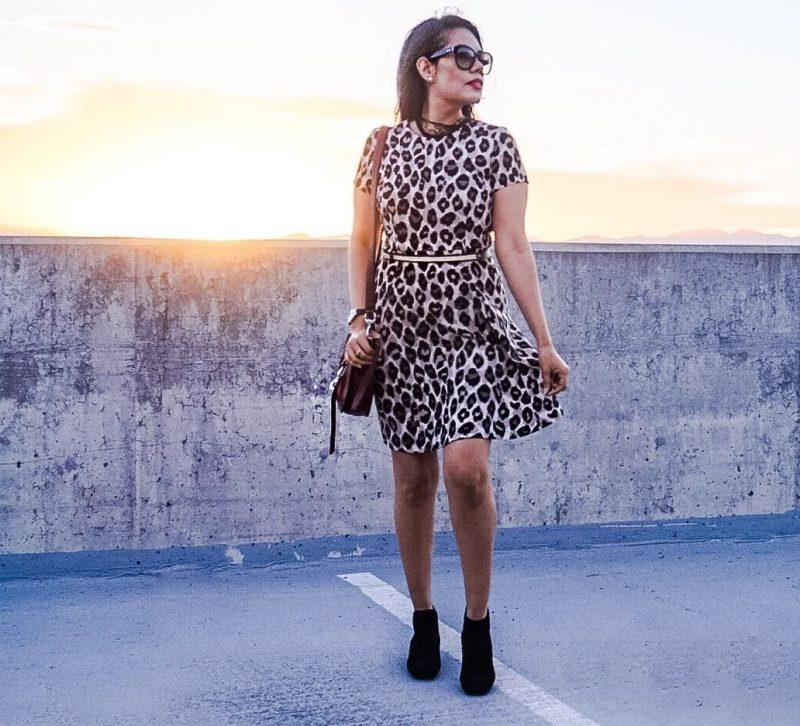 How to Wear Animal Print This 2018 | FashionTrendWalk.com