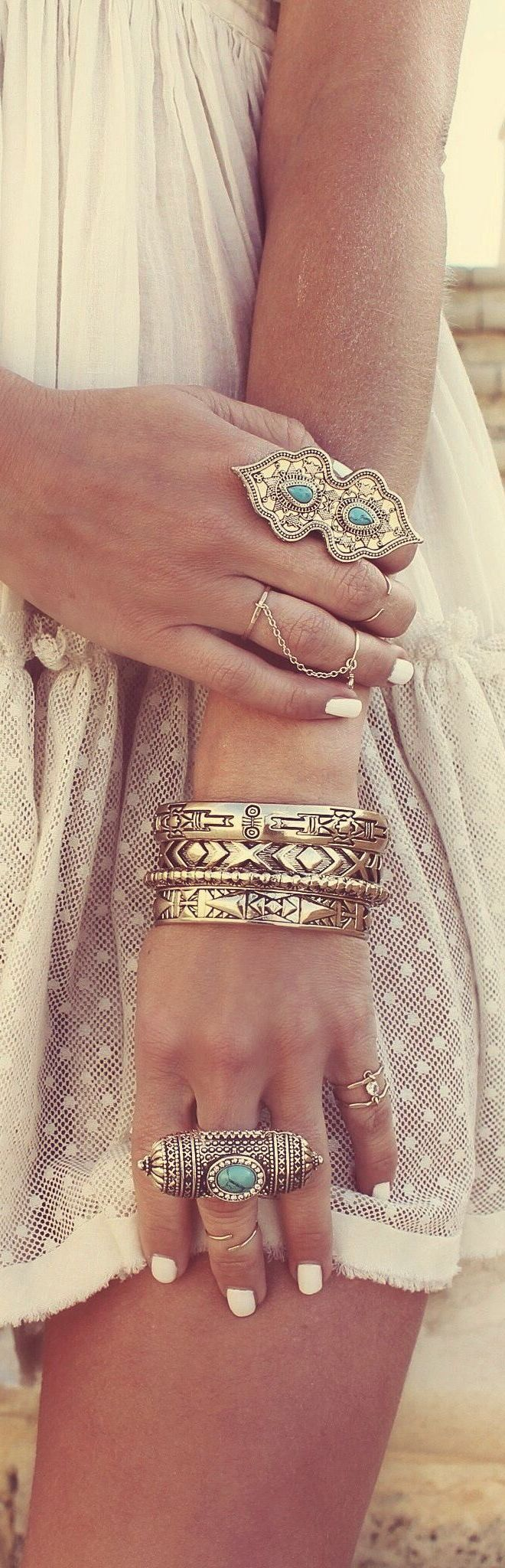 Fashion Trends: Boho Jewelry 2020