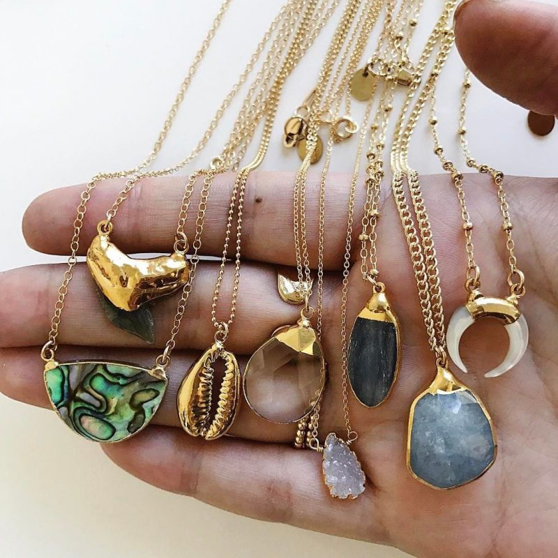 Fashion Trends: Boho Jewelry 2019