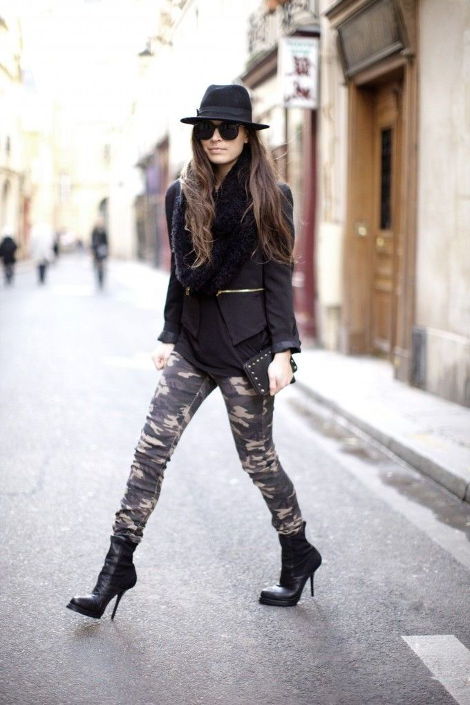 2018 Everyday Essentials For Women Street Style (11)