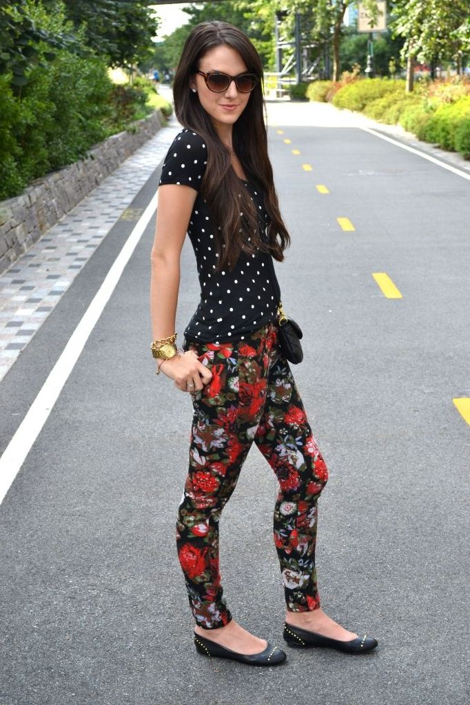 2018 Polka Dot Clothes And Accessories For Women (26)