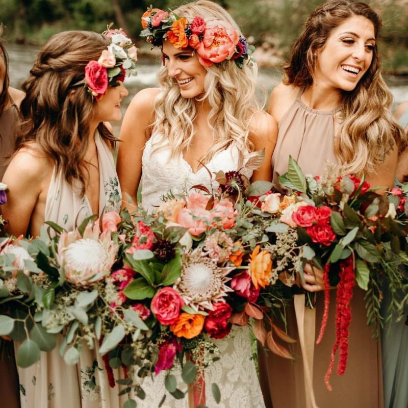 Romantic Flower Headbands 2019