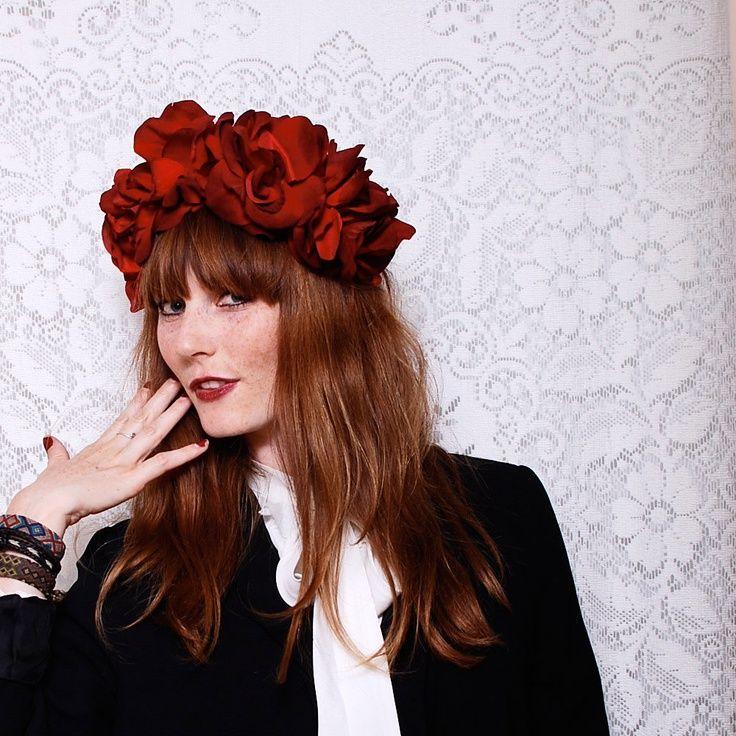 Romantic Flower Headbands 2019