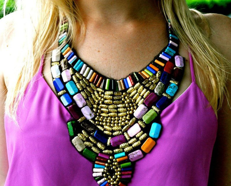Statement Necklaces Must Try Designs 2019