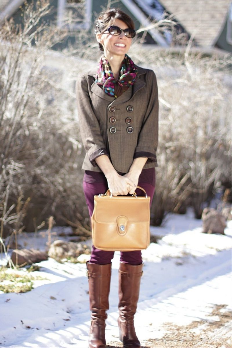 Tweed Jackets Street Style 2020