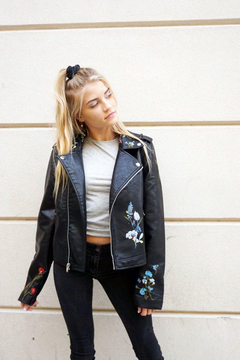 How to Wear Biker Jackets 2019