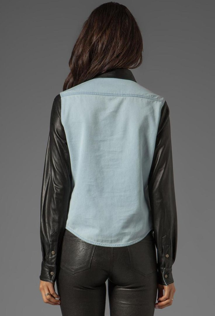 Denim Shirts For Women 2020