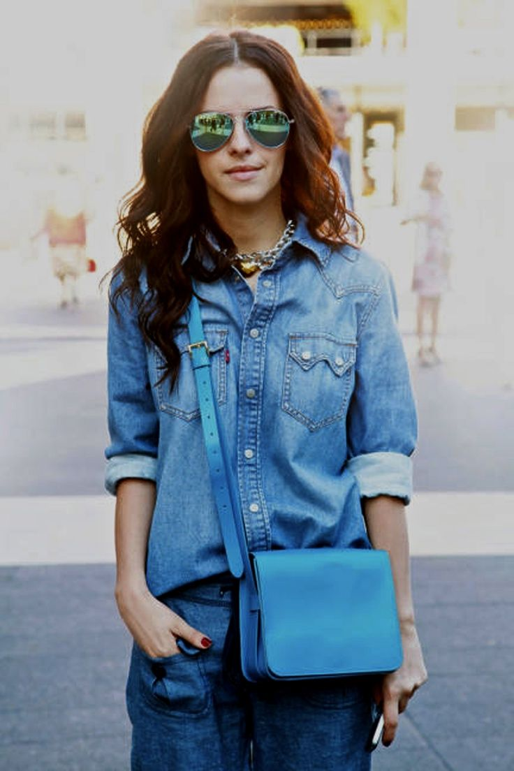 Denim Shirts For Women 2019