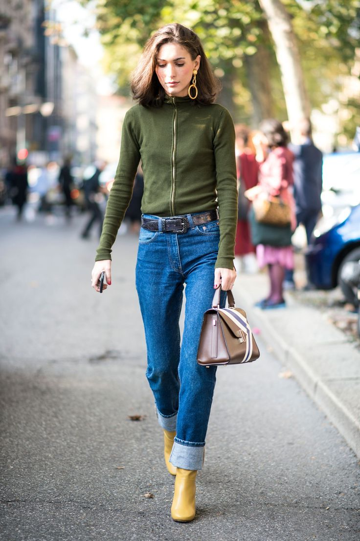Street Style Fashion For Fall 2019