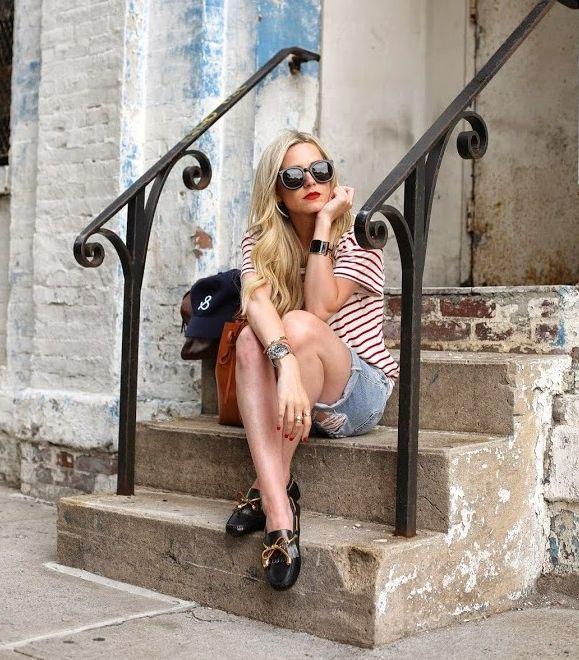How Women Should Wear Moccasins 2019