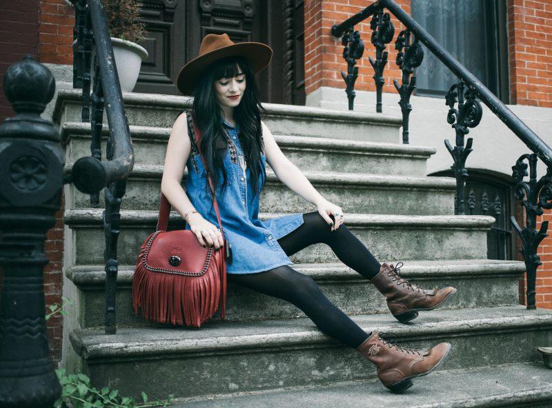 2018 Best Street Looks Seventies Inspired Ideas For Women (14)