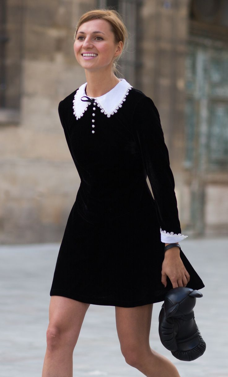 How To Style Your Collar Dresses 2019
