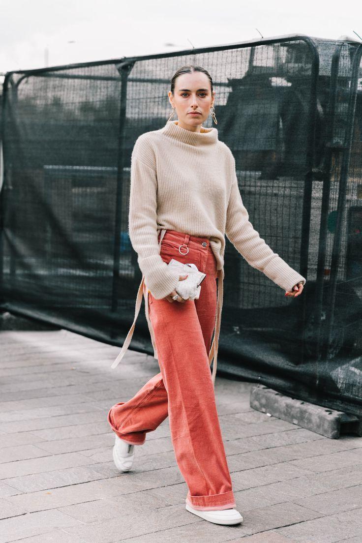 How To Wear Corduroy 2019