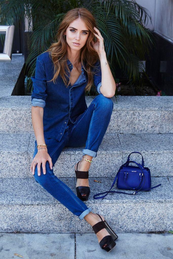 How to Wear Denim on Denim 2019