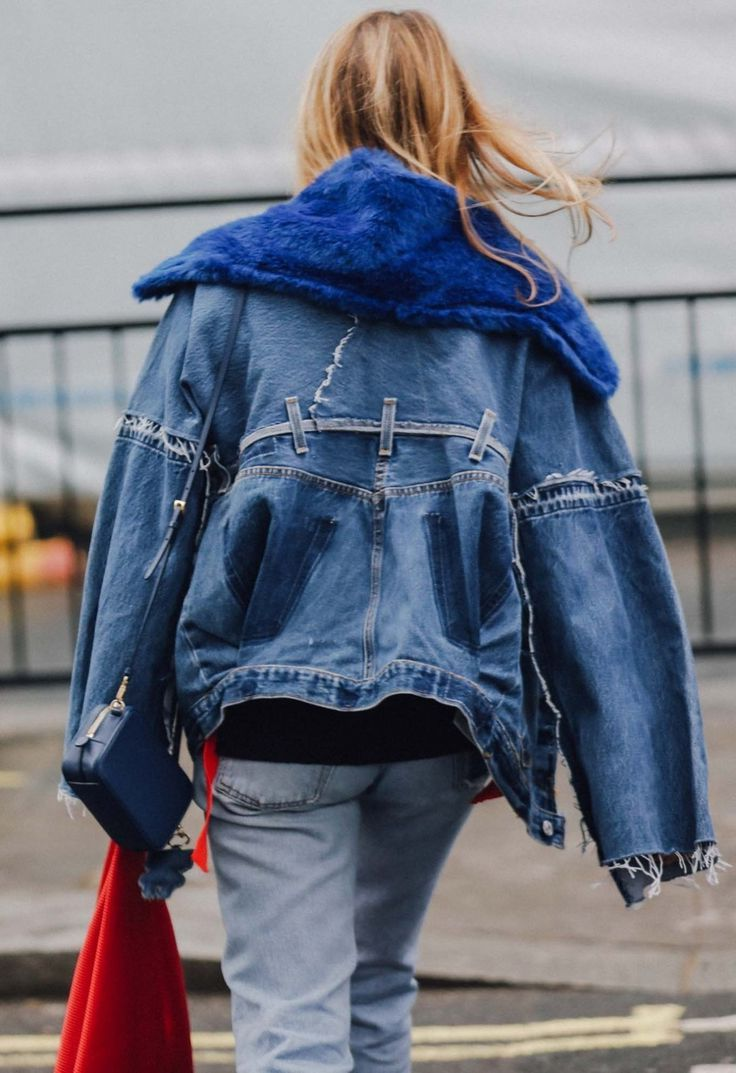 2018 Double Denim Outfit Ideas For Women Copy Now (29)