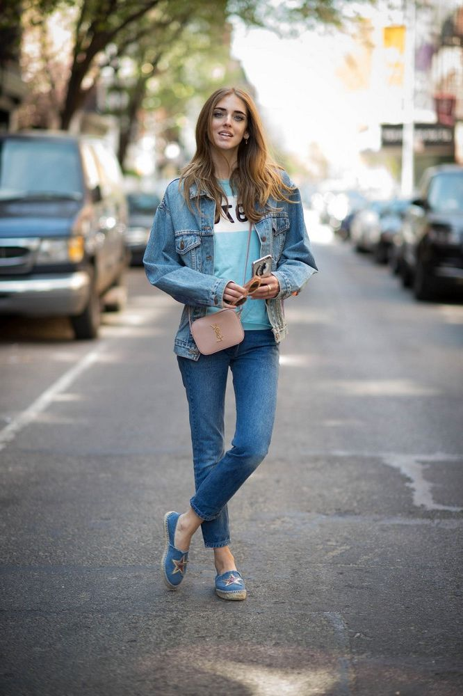 2018 Double Denim Outfit Ideas For Women Copy Now (6)