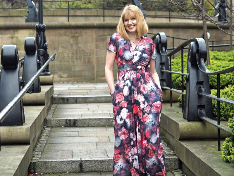 Floral Fashion Outfits to Try This Cold Summer 2019