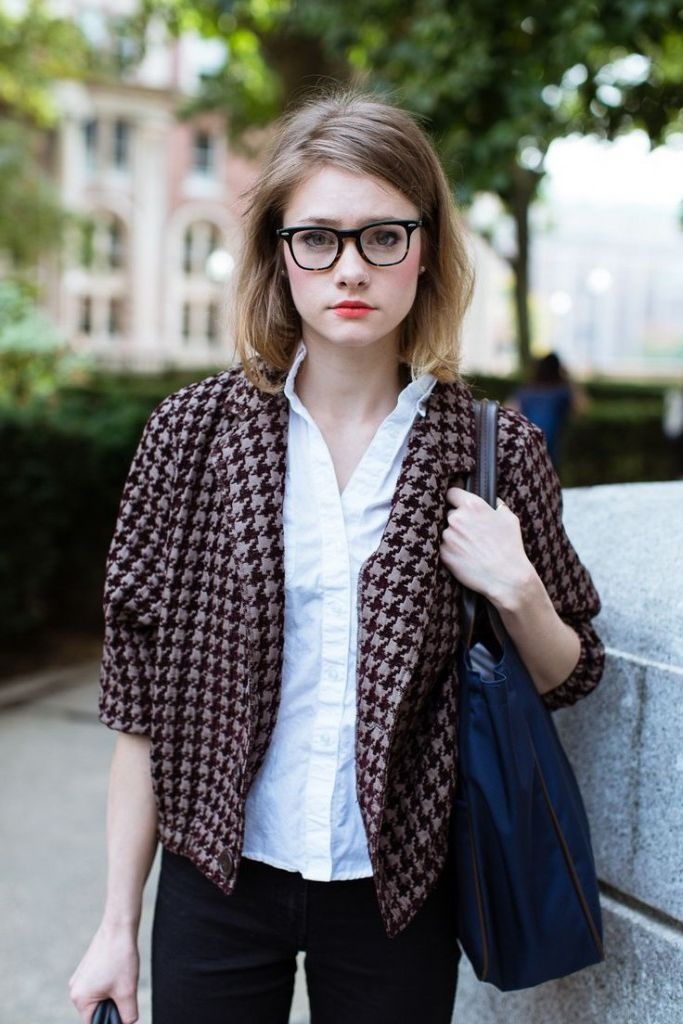 Geek-Chic Fashion Trend For Women 2019