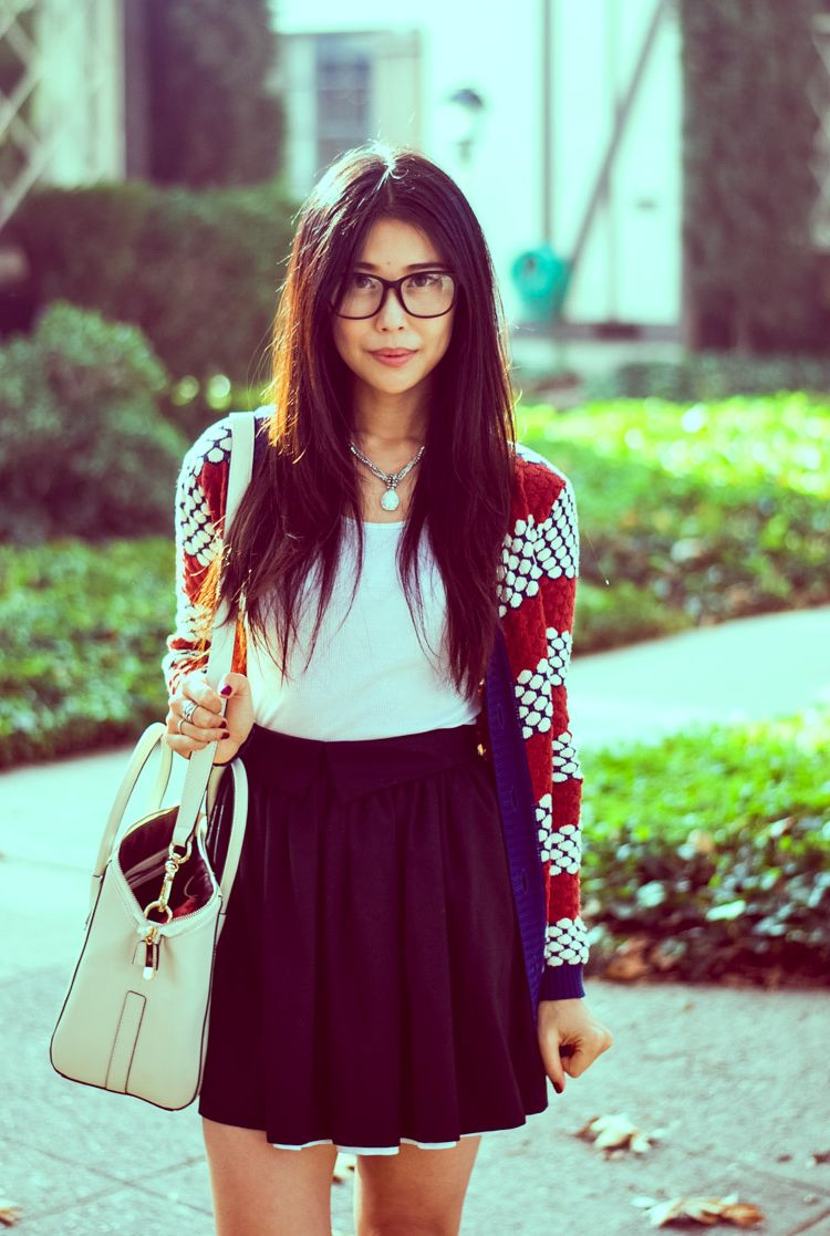 Geek-Chic Fashion Trend For Women 7 ⋆ FashionTrendWalk.com