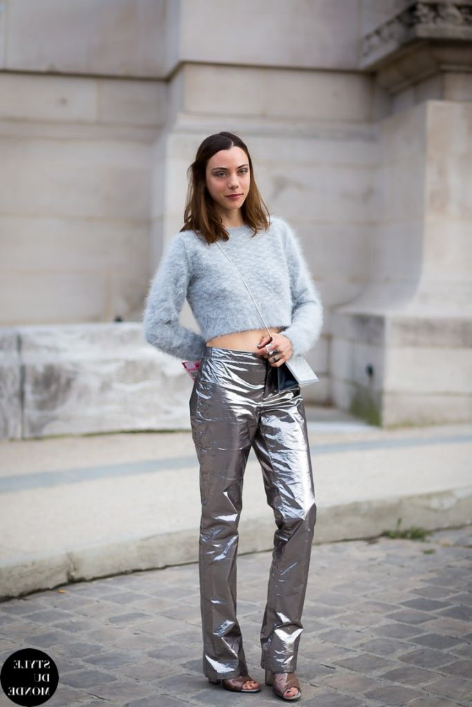 Silvery Grey Looks For Women 2019