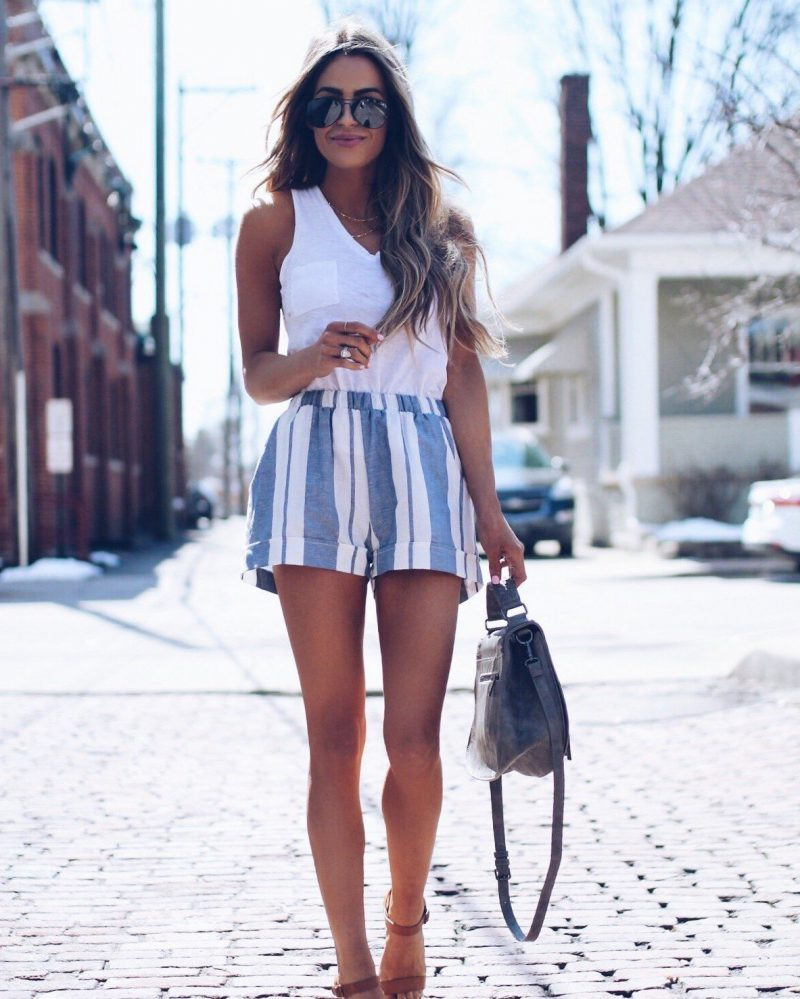 Must-Try: High-Waisted Shorts 2021