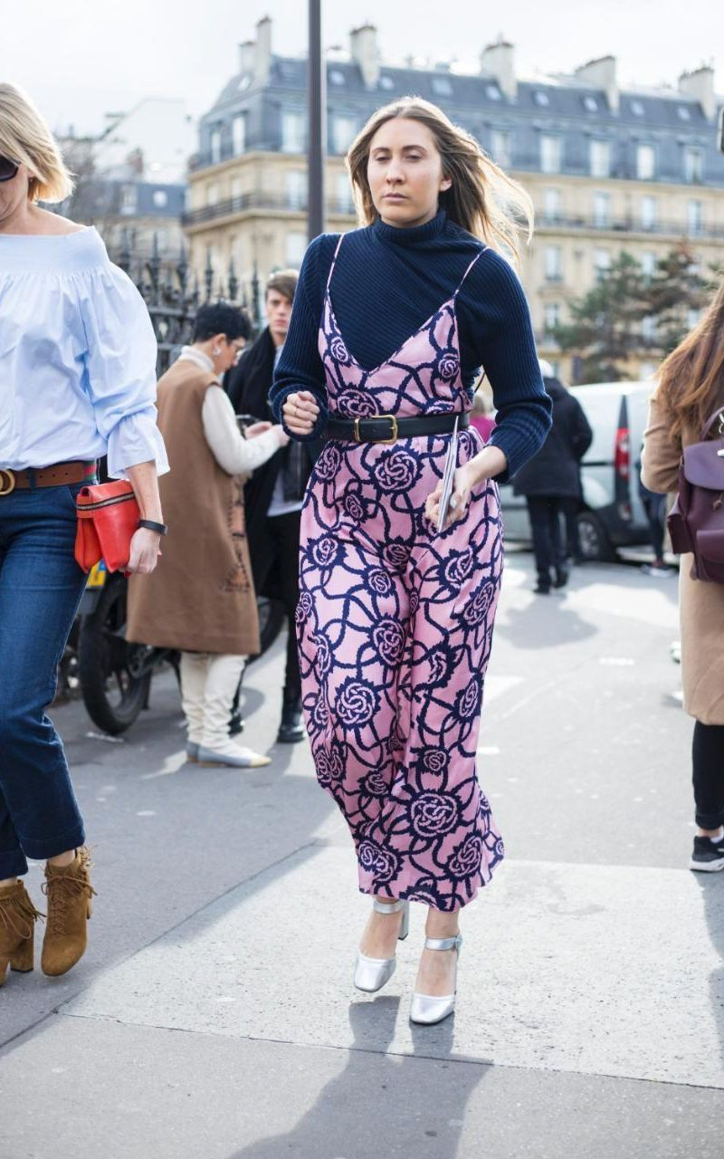 842aafb853feb How To Layer Shirts With Dresses 2019 ⋆ FashionTrendWalk.com