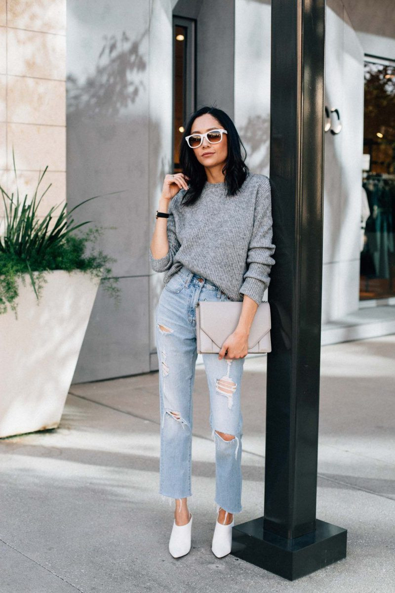 How to Wear Oversized Sweaters 2019