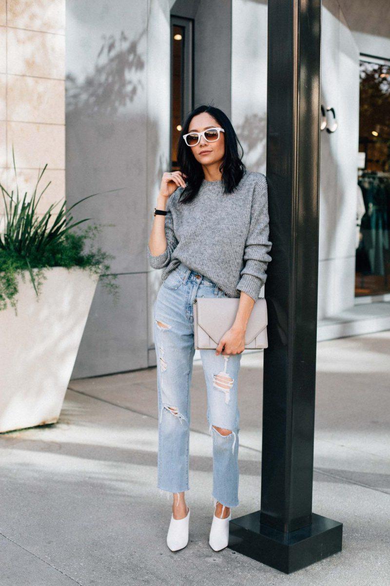How to Wear Oversized Sweaters 2019 ⋆ FashionTrendWalk.com