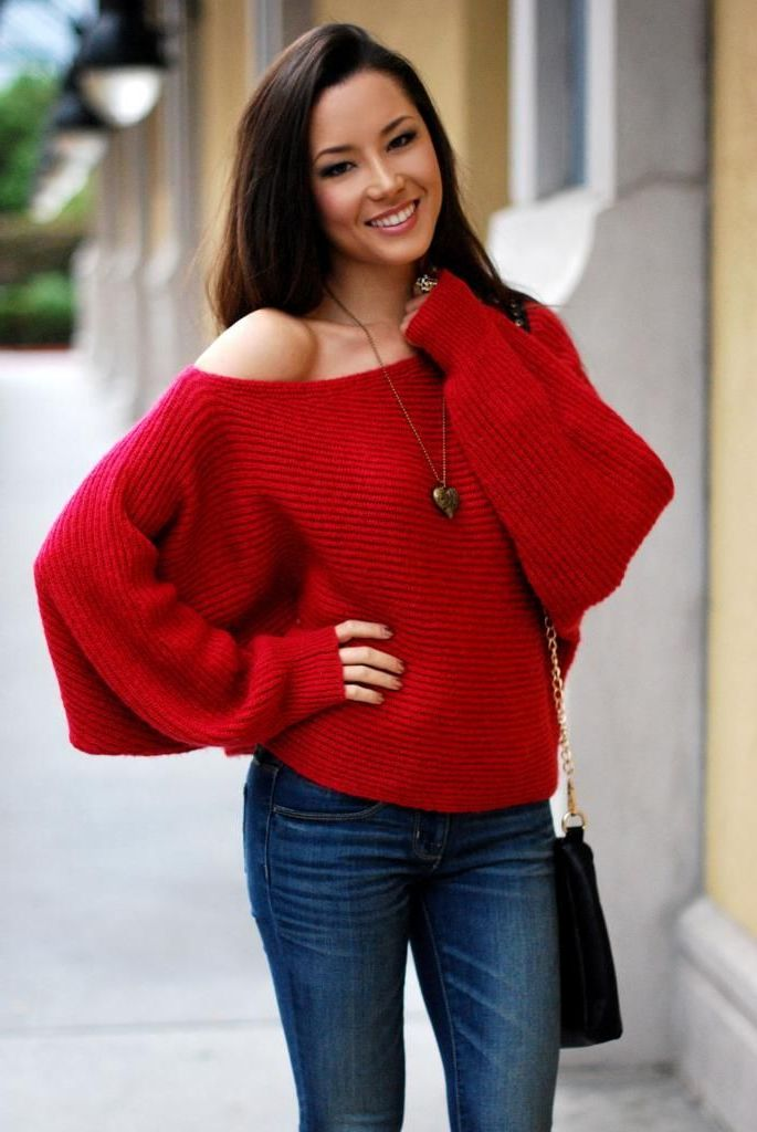 How to Wear Oversized Sweaters 2020