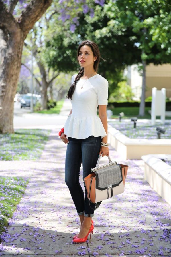 Peplum Tops Look Awesome On You 2020