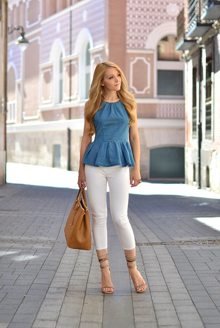 Peplum Tops Look Awesome On You 2019