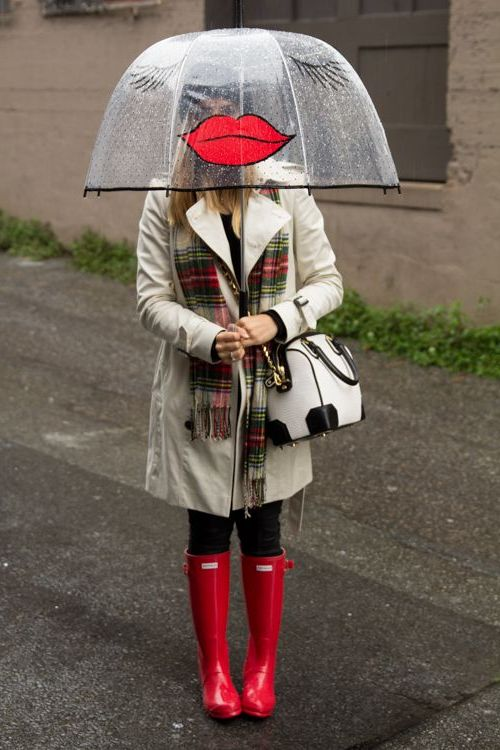 Style Tips And Tricks: Rainy Day Clothing 2020