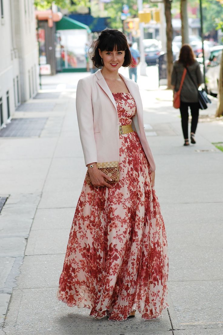 How to Wear Retro Floral 2019