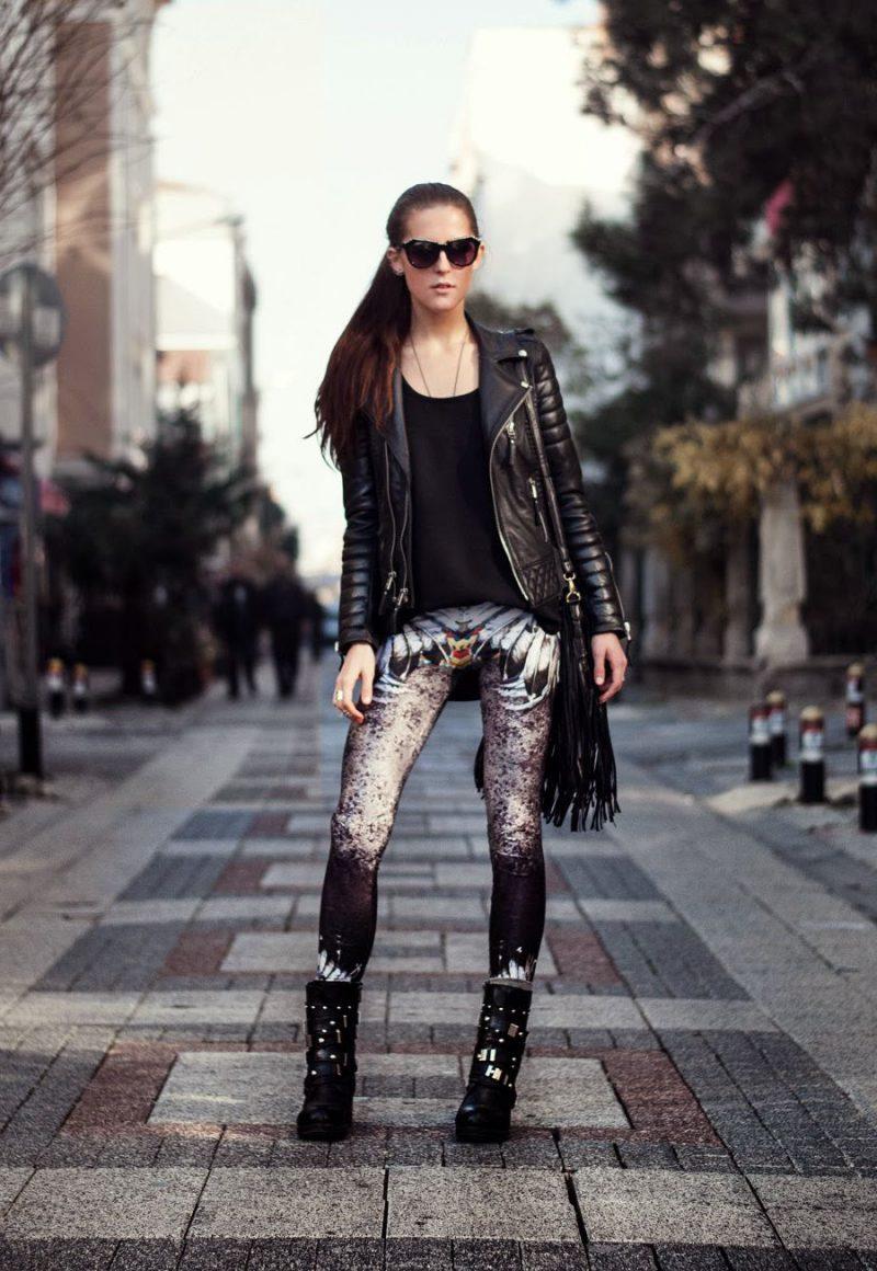 Rock Chic Outfit Ideas For Women 2019 ⋆ FashionTrendWalk.com