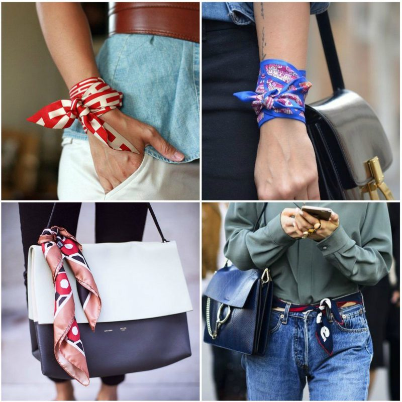 My Favorite Ways To Wear A Scarf 2020