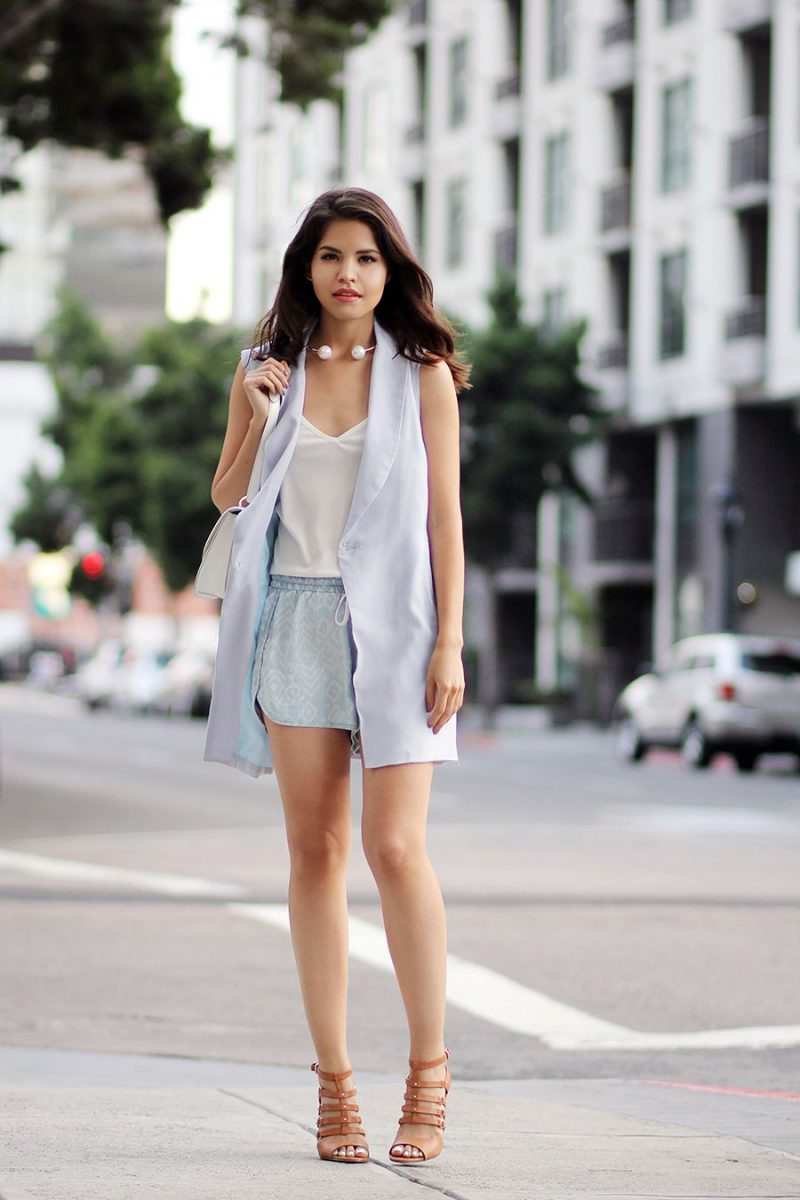 How to Style Sleeveless Jackets And Vests 2020