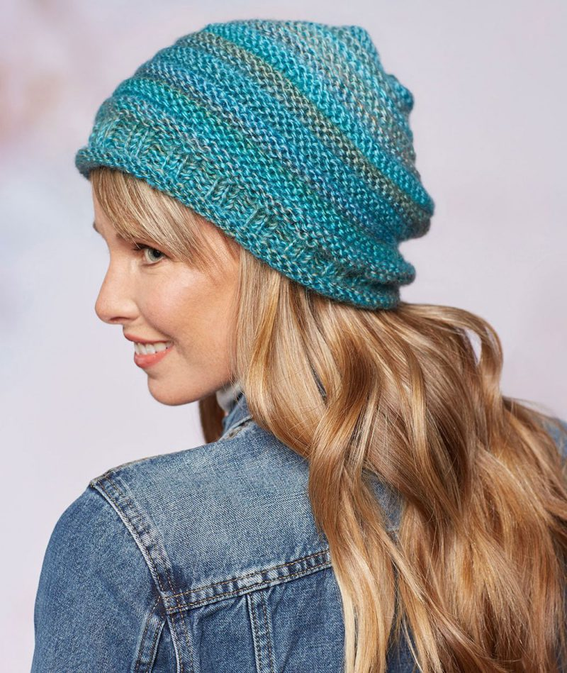 2018 Slouchy Knitted Hats For Women Street Style (25)