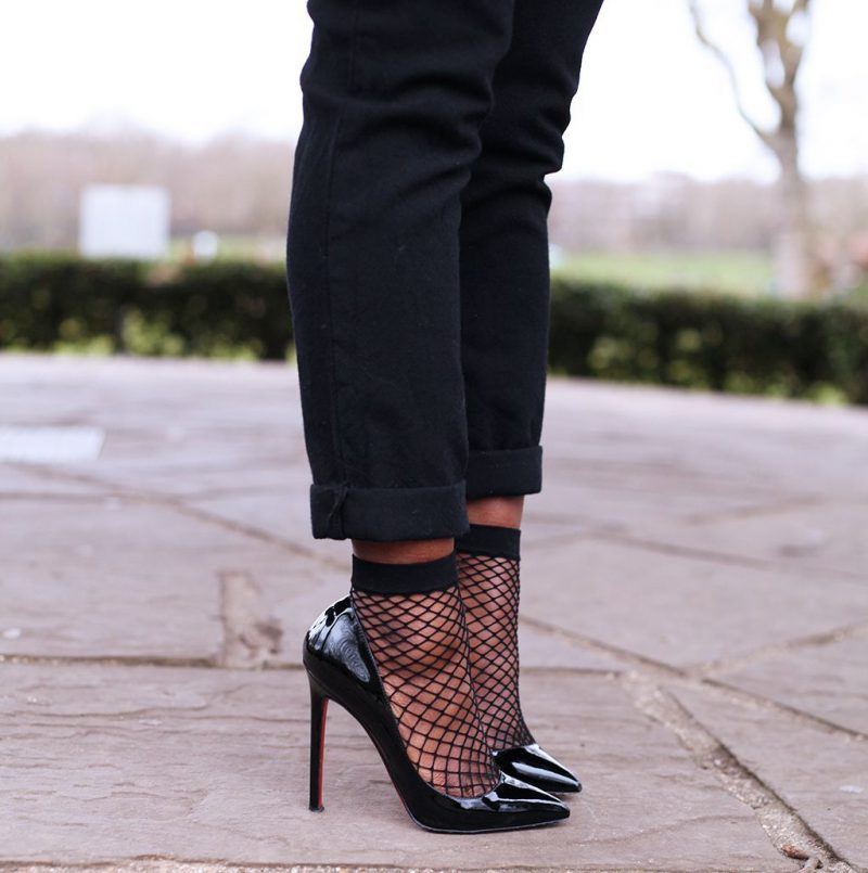 Must-Try: Socks with Heels 2020