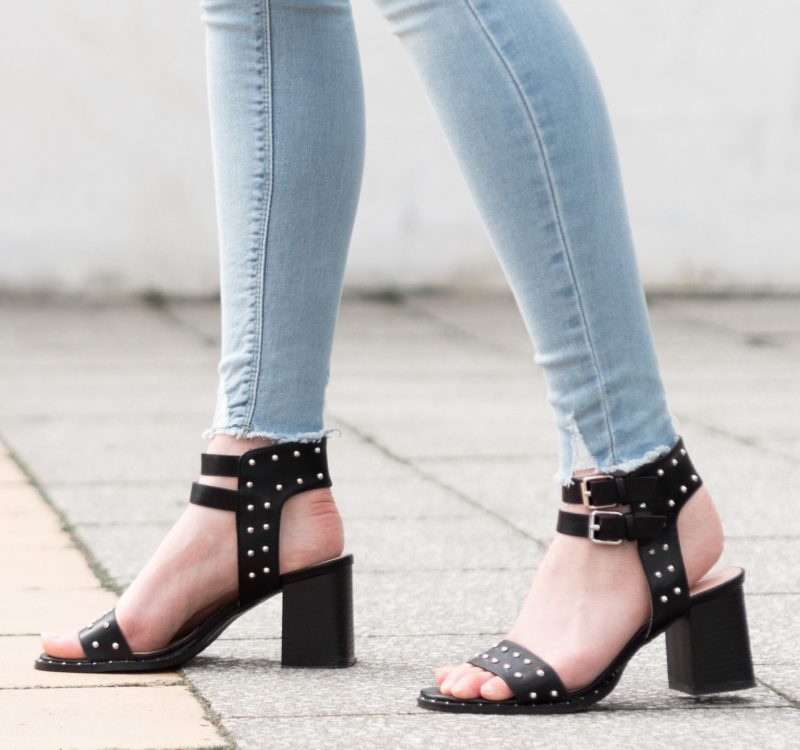 How To Wear Studded Heels In Real Life 2019