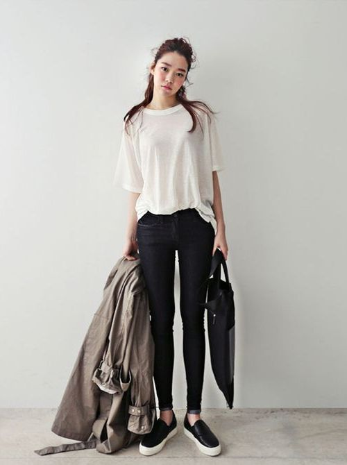 White Shirt Outfit Ideas To Try 2021