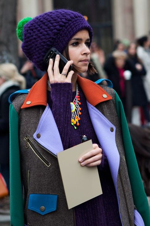 2018 Winter Colorful Clothes For Women Street Style (10)