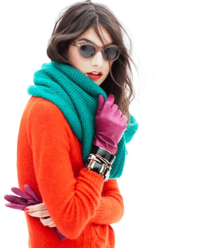 Add a Pop of Color to Your Winter Wardrobe 2019