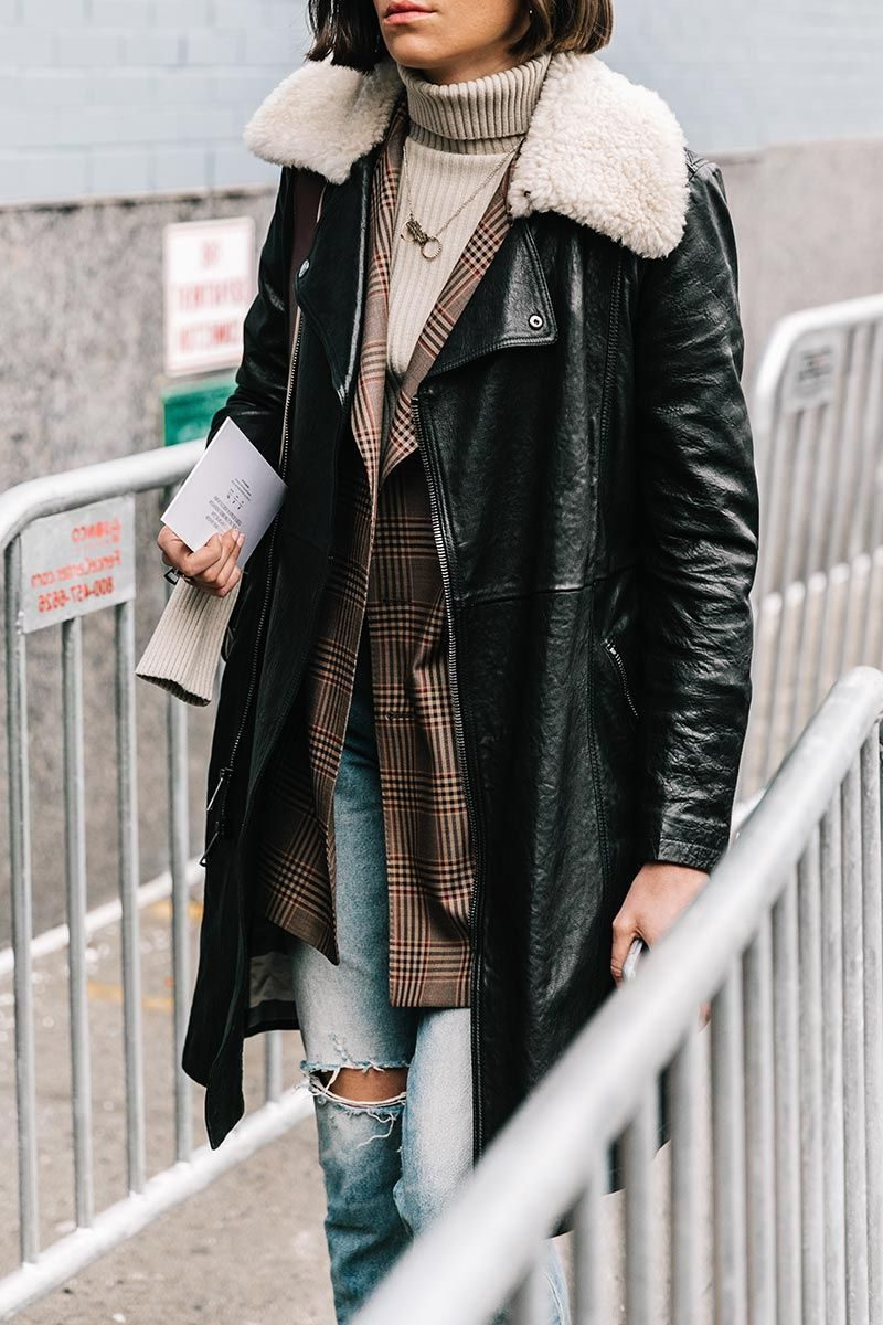 Winter Layered Women Clothes 2019