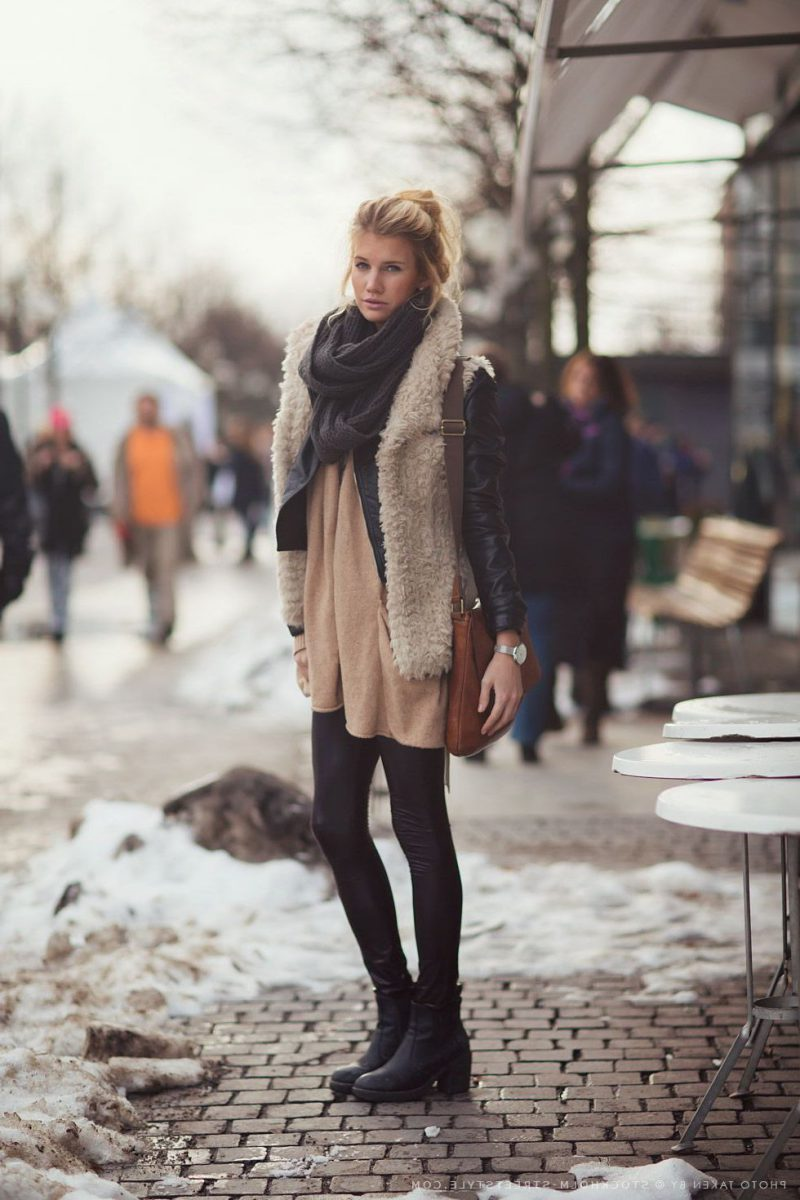 Winter Layered Women Clothes 2021