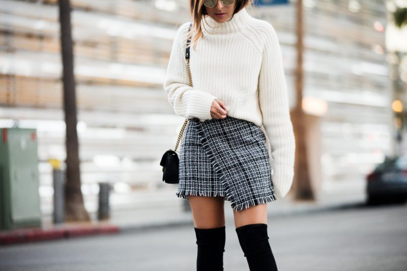 What Skirts Are Ideal For Winter 2020