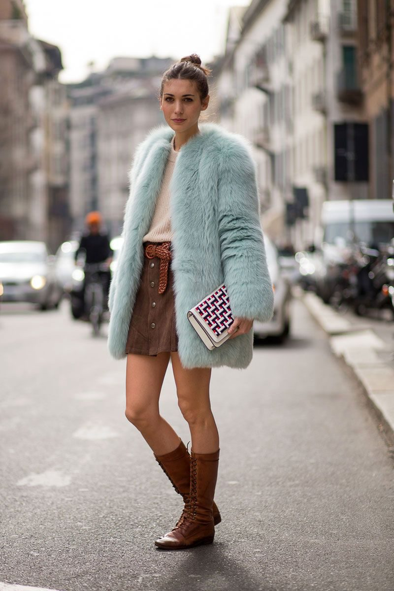 What Skirts Are Ideal For Winter 2021