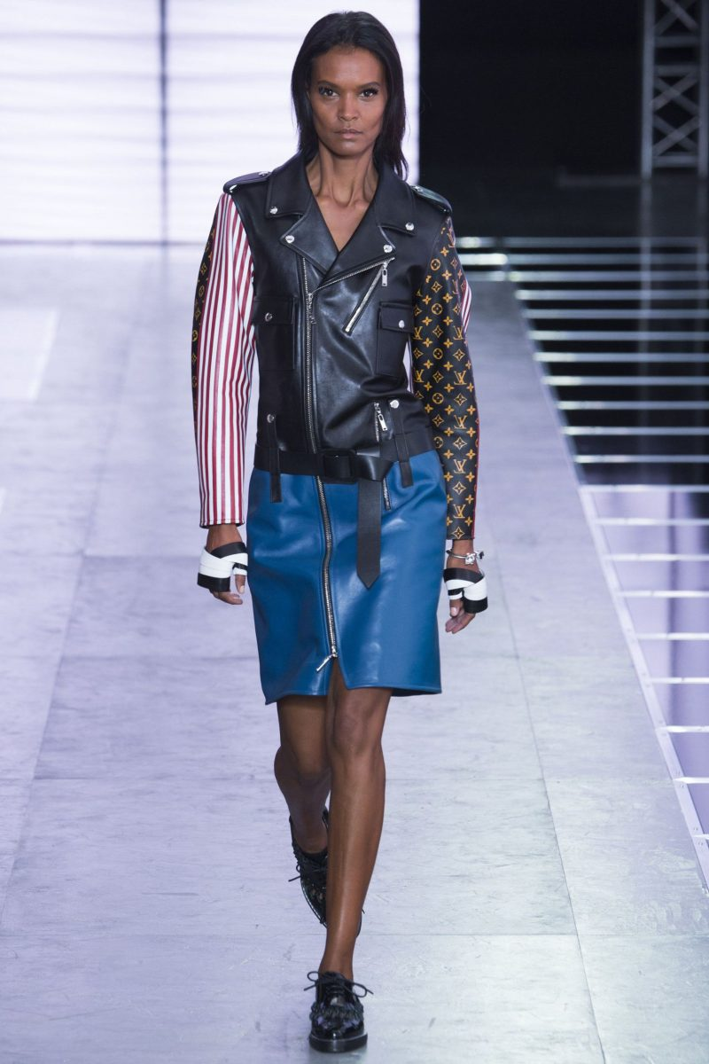 How to Wear Moto Leather Vests Next Spring 2020