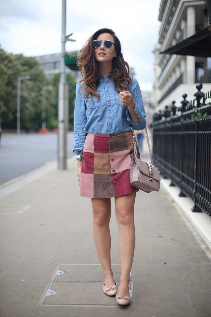 Fashion Must-Try: Patchwork Trend 2020