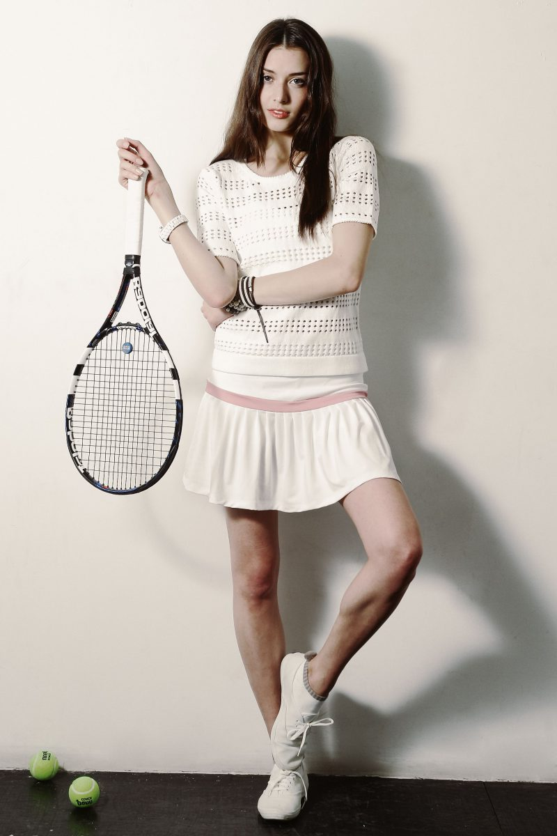 Tennis-Inspired Fashion To Try This Spring-Summer 2020