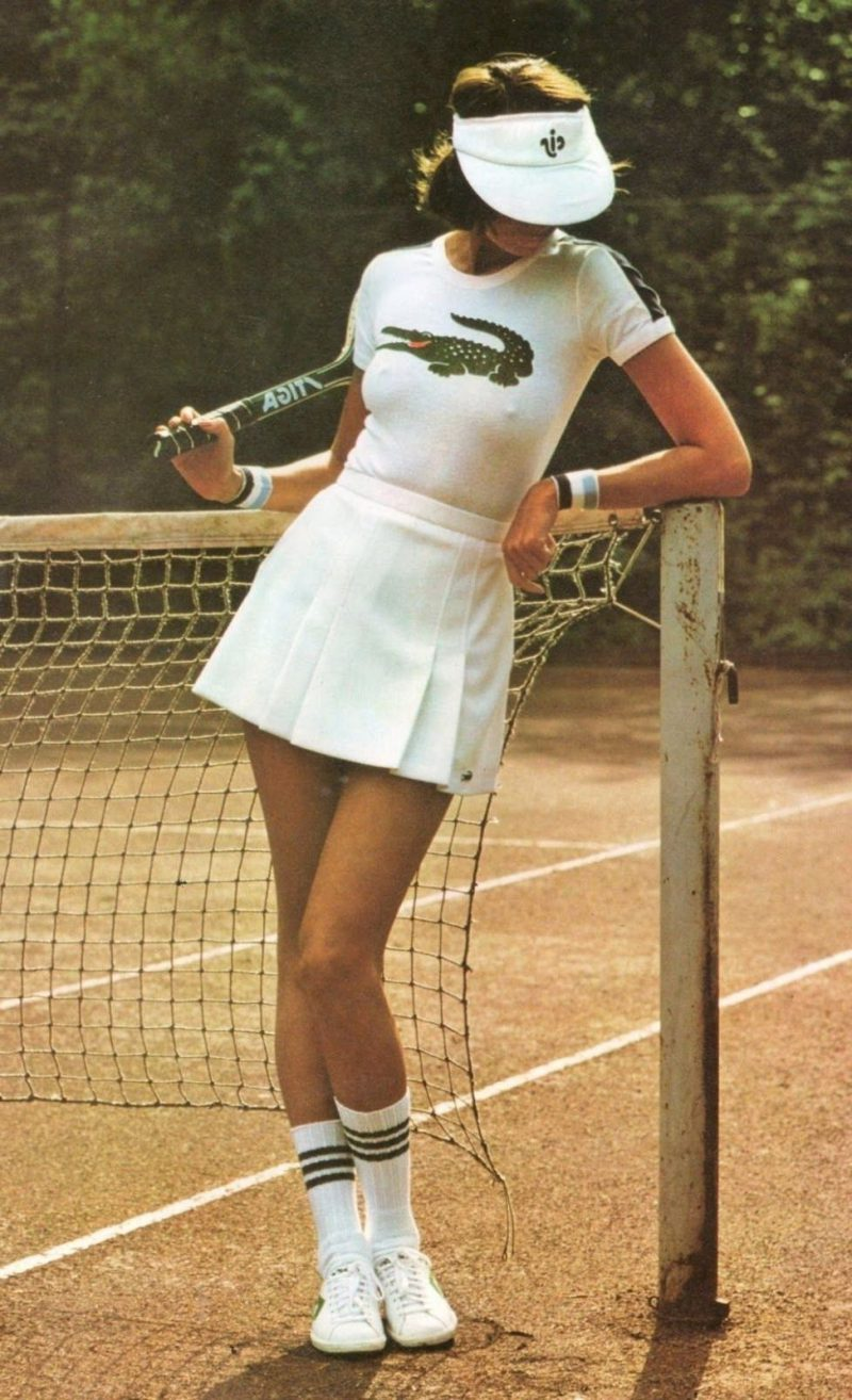 Tennis-Inspired Fashion To Try This Spring-Summer 2019